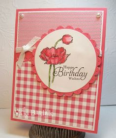 Stampin' Up! Birthday by Its a Stamp Thing
