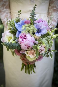 Flowers by passionflower, London