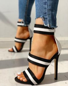 high heels – High Heels Daily Heels, stilettos and women's Shoes Stilettos, Pumps Heels, Stiletto Heels, Heeled Sandals, Sandals Outfit, Heels Outfits, High Sandals, Sandal Heels, Gold Sandals