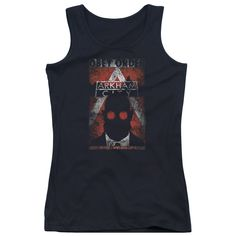 """Checkout our #LicensedGear products FREE SHIPPING + 10% OFF Coupon Code """"Official"""" Arkham City / Obey Order Poster - Juniors Tank Top - Arkham City / Obey Order Poster - Juniors Tank Top - Price: $29.99. Buy now at https://officiallylicensedgear.com/arkham-city-obey-order-poster-juniors-tank-top"""