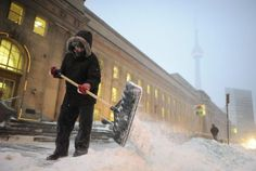 Winter's back! AccuWeather says Toronto, southern Ontario can expect cold, snow Winter Forecast, Toronto Images, Toronto Winter, Winter White, Ontario, Southern, Canada, Snow, Cold