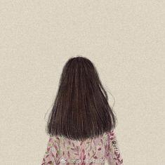 Aesthetic Drawing, Aesthetic Girl, Aesthetic Anime, Best Friend Drawings, Girly M, Cartoon Art Styles, Cool Art Drawings, Aesthetic Pastel Wallpaper, Digital Art Girl