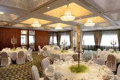 Festsaal / Banquet hall | RAMADA Hotel Frankfurt Messe