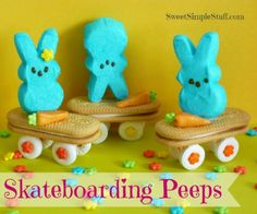 Hometalk :: 10 Great Ideas for Easter Peeps