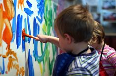Right-brained skills - how do you bring it out in your children?
