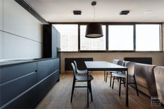DT1 Apartment by Sirotov Architects