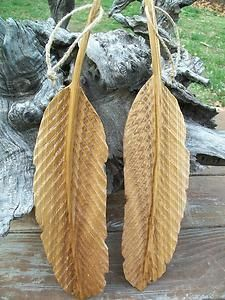 Chainsaw Carved Wood Benches | 158397646_chainsaw-carved-feather-eagle-bear-wood-carving-decor-.jpg