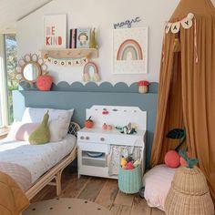 Girls Bedroom, Bedroom Decor, 4 Year Old Girl Bedroom, Girls Room Wall Decor, Toddler Rooms, Kid Rooms, Toddler Room Decor, Childrens Room Decor, Kids Room Design