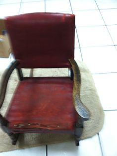 Hey, I found this really awesome Etsy listing at http://www.etsy.com/listing/157690898/vintage-childs-rocker
