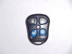 Genuine Autopage XT-33 Keyless Entry Remote Fob H50T21