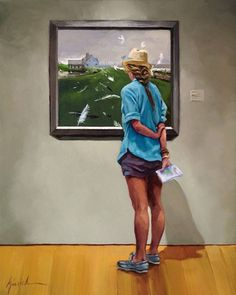 Karin Jurick paintings