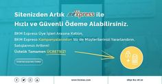 #Eticaret siteniz de bugün #BKMExpress ile ödeme almaya başlayın. Üstelik hiç bir ücret ödemeden.   http://www.ticimax.com/bkm-express-entegrasyonu-tamamlandi/  #eticaret #sanalmağaza #eticaretsitesi #onlinesatış #ecommerce #mobilticaret #satışsitesi #ticimax