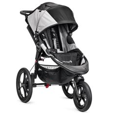 At-A-Glance Features The Baby Jogger Summit X3 Jogging Stroller is a long-time favorite of moms. Quick glance features: Why We Love It: - Large rear wheels handles most terrains; unique all-wheel susp