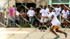 The Cuban version of baseball - Red Bull 4Skinas