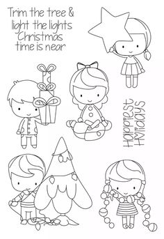 Look what I found on AliExpress Scrapbooking, Diy Scrapbook, Cute Coloring Pages, Coloring Books, Drawing For Kids, Art For Kids, Tampons Transparents, Cheap Stamps, Digi Stamps