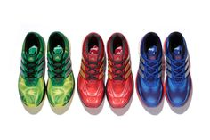 adidas x Avengers Boost