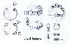 Steel Bones by Red-Rus.deviantart.com