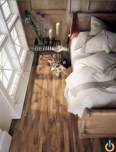 Black Walnut Armstrong Flooring - looks cool for our house. Laminate Flooring Colors, Waterproof Laminate Flooring, Hardwood Floor Colors, Flooring Ideas, Walnut Laminate Flooring, Walnut Wood Floors, Hardwood Floors, Wood Flooring, Flooring Types