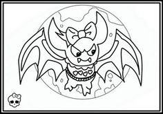 Littlest pet shop dog coloring pages cute lps dog for Monster high pets coloring pages