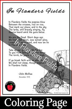 Remembrance Day lessons include creative writing pages art posters for kids to color acrostic . Creative Writing Prompts, Writing Art, Elementary Music, Upper Elementary, Music Sub Plans, Poetry Activities, Poetry Lessons, Remembrance Day, National Anthem