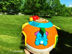 Review on the Move And Crawl Ball