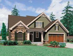 One of my favorite home designs: Mascord Plan 22140 - The Landon