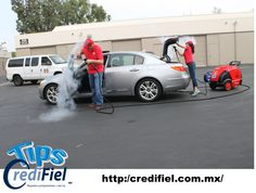 TIPS CREDIFIEL te comenta. Sobre un negocio rentable.  La Limpieza de vehículos: La limpieza de vehículos es probablemente un negocio sencillo perfecto para ti. En esencia, tu trabajo es hacer que los coches brillen dentro y por fuera y muchas personas estarán dispuestas a pagar bien por este servicio. Con este servicio si es de calidad y a precio razonable las ganancias están aseguradas.  http://www.credifiel.com.mx/