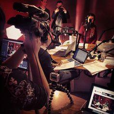 #Live @rennestv @RadioCampus35 - @rennestv- #webstagram