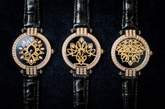 The new Harry Winston Premier Shinde 36mm Collection