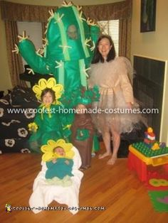 Cactus Baby Halloween Costume | Cute/Awesome Halloween Costumes ...