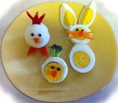 Çocuklar için kahvaltı tabağı