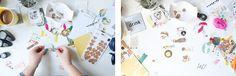 Citrus Twist Kits Tuesday Tutorial with Emma Wood - DIY embellisments