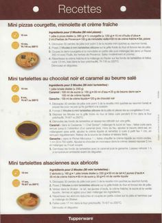 Rate this from 1 to Tupperware Moule Mini Tartelette, Tupperware Recipes, Cake Tupperware, Tupperware Pressure Cooker, Mousse, Cuisine Diverse, Biscuit Cookies, Food Art, Tapas