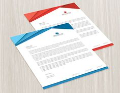 """Check out new work on my @Behance portfolio: """"Corporate Letterhead"""" http://be.net/gallery/35832601/Corporate-Letterhead"""