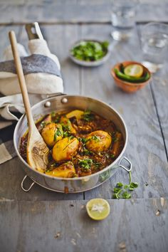 Spicy egg curry is one of those humble everyday curry prepared with boiled eggs!