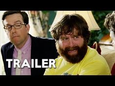 Warner Brothers has just released the new trailer for The Hangover Part III.  Check it out!