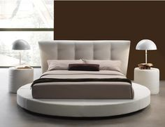 Base tonda di Notte Blu Milano Master Bedroom, Milano, Furniture, Bedroom Ideas, Bedrooms, Design, Home Decor, Drawings, Houses