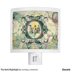 Shop The Bath Nightlight Nite Lites created by caristys_creations. Night Light, Light Up, Japan Image, Afraid Of The Dark, Electrical Outlets, French Country Decorating, Diy Face Mask, Earth Tones, Dog Design
