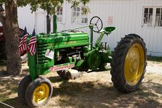 John Deere B 2012 Nebraska State Fair-234 by nebugeater, via Flickr