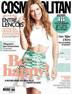 Model @ Ana Rita Clara - Cosmopolitan Portugal, June 2015