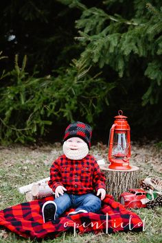 lumberjack birthday session, the blog. photography by lauren chapman & robbie gantt. openFieldphotography