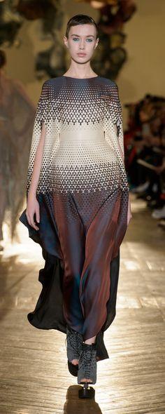 – 36 photos - the complete collection Iris Van Herpen, Fashion 2018, Runway Fashion, Fashion Show, Fashion Outfits, Fashion Clothes, Women's Fashion, Style Couture, Haute Couture Fashion
