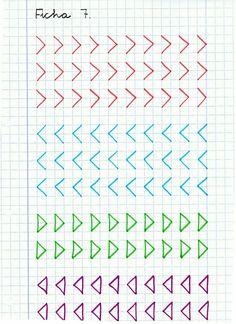 Preschool Writing, Kids Writing, Preschool Learning, Kindergarten Activities, Hand Writing, Improve Your Handwriting, Handwriting Practice, Lettering Tutorial, Hand Lettering