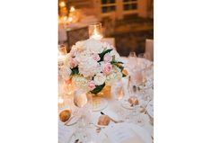 Low Wedding Centerpieces Gallery