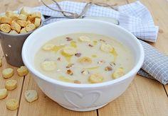 Zupa krem z selera przepis na kremową zupę