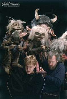 meet the masterminds of puppetry