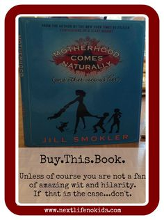 Buy this book via @Scary Mommy IMMEDIATELY!! It's a must read!! #humor #funny