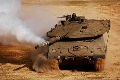 Israeli Merkava Mark IV