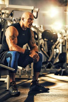 The Rock and Under Armour have teamed up for the UA Project Rock Collection featuring the UA Project Rock Delta training model. The Rock Dwayne Johnson, Dwayne The Rock, Wwe The Rock, Rock Johnson, Thr Rock, Muscle Building Tips, Build Muscle, Fitness Gym, Health Fitness