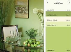 The Easy Being Green Paint Collection - Paint Colors Exterior Colors, Interior And Exterior, Interior Design, Color Inspiration, Interior Inspiration, Color Combos, Color Schemes, Brown Paint Colors, Trending Paint Colors